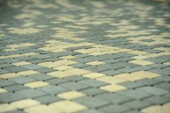 Pavers Royalty Free Stock Photos