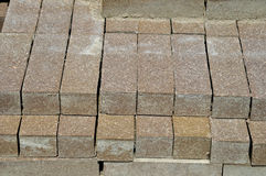 Pavers Stock Photos