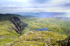Pavey Ark Royalty Free Stock Photography