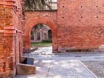 pavia средневековые башни Стоковая Фотография RF