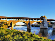 Pavia Royalty Free Stock Photography