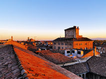 Pavia Royalty Free Stock Photos