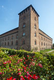 Pavia, castle Stock Photography