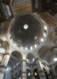 Pavia, cathedral interior Royalty Free Stock Images