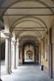 Pavia (Itália): Universidade Imagens de Stock Royalty Free