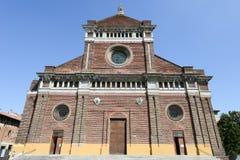 Pavia, Italien: Renaissance-Kathedrale Lizenzfreie Stockfotos