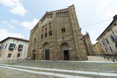 Pavia (Italy): church Royalty Free Stock Photography