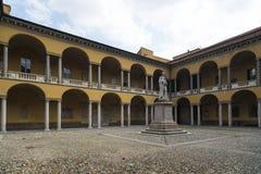 Pavia (Italy): University Stock Images