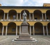 Pavia (Italy): University Royalty Free Stock Photography