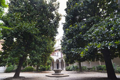 Pavia (Italy): University Stock Photography