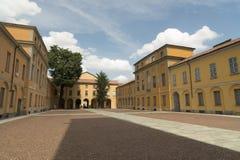 Pavia (Italy): University Royalty Free Stock Photos