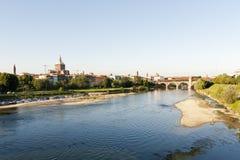 Pavia (Lombardy, Italy) Stock Image