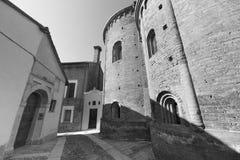 Pavia (Lombardy, Italy) Fotografia de Stock