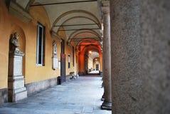 Pavia university Stock Image