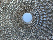 Pavilhão BRITÂNICO do ` s em EXPO2015 Imagem de Stock Royalty Free