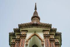 Pavilhão budista nas madeiras Fotos de Stock Royalty Free
