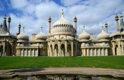 Pavilhão de Roayl, Inglaterra, Brigghton, Reino Unido imagens de stock
