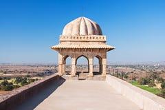 Pavilhão de Rupmati, Mandu imagem de stock