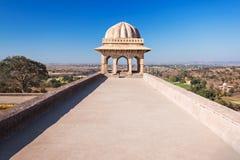 Pavilhão de Rupmati, Mandu Fotos de Stock Royalty Free