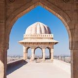Pavilhão de Rupmati, Mandu imagens de stock royalty free