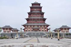 Pavilhão de Shi-Gu fotos de stock