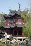 Pavilhão de YuYuan Fotografia de Stock Royalty Free