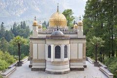 Pavilhão do Moorish fotografia de stock