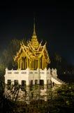 Pavilhão dourado Fotografia de Stock Royalty Free
