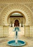 Pavilhão marroquino Foto de Stock
