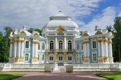 Pavilhão no parque Foto de Stock Royalty Free