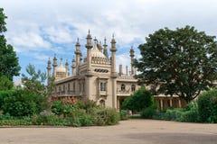 Pavilhão real, Brigghton fotos de stock royalty free