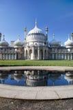 Pavilhão real em Brigghton em Inglaterra imagens de stock royalty free