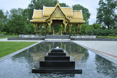 Pavilhão tailandês Imagens de Stock Royalty Free