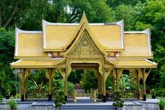 Pavilhão tailandês (sala) Fotografia de Stock Royalty Free