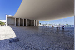 Pavilhao de Portugal - Park of Nations - Lisbon Stock Photos