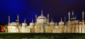 Pavilhão real, Brigghton Foto de Stock Royalty Free