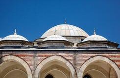 Pavililon Święta salopa w Topkapi pałac, Istanbuł fotografia royalty free