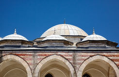 The Pavililon of the Holy Mantle in Topkapi Palace, Istanbul Royalty Free Stock Photography
