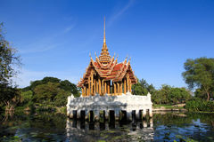 pavilion Royalty-vrije Stock Afbeelding