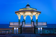 Pavilion in Brighton, Great Britain Royalty Free Stock Images