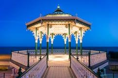 Pavilion in Brighton, Great Britain Stock Images