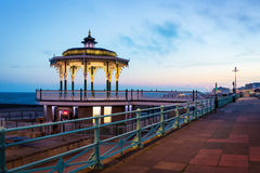 Pavilion in Brighton, Great Britain Royalty Free Stock Image