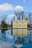 Pavilion in Catherine palace Royalty Free Stock Photography