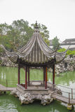 Pavilion in Chinese garden Stock Photography