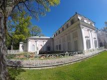 Pavilion Chinese palace. Oranienbaum (Lomonosov).Russia. Royalty Free Stock Image