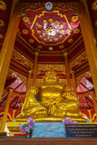 Pavilion of the Enlightened in Thailand. Pavilion of the Enlightened in Bangkok, Thailand Stock Photos