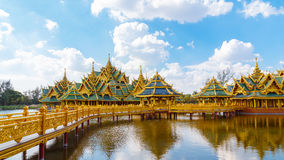 Pavilion of the Enlightened in Thailand. Pavilion of the Enlightened in Bangkok, Thailand Royalty Free Stock Image