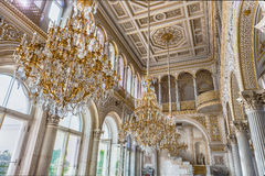 Pavilion Hall, Hermitage Museum, St. Petersburg, Russia Stock Photos