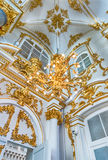 Pavilion Hall, Hermitage Museum, St. Petersburg, Russia Royalty Free Stock Photography