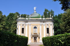 Pavilion Hermitage, the estate Kuskovo Royalty Free Stock Photography